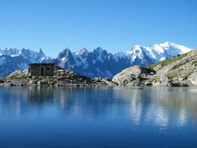 Lac Blanc Col des Montets - Virage Montagne Trekking