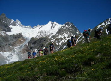 Tour du Mont Blanc Version Confort - Virage Montagne Trekking