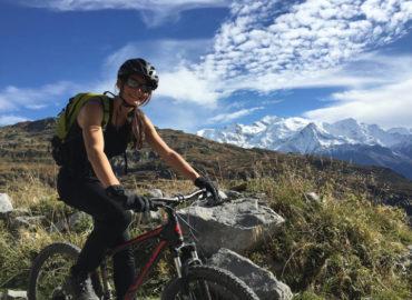Balcon du Mont Blanc - VTT - Virage Montagne
