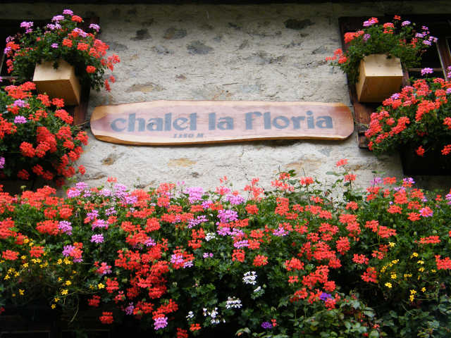 Chalet De La Floria - Virage Montagne