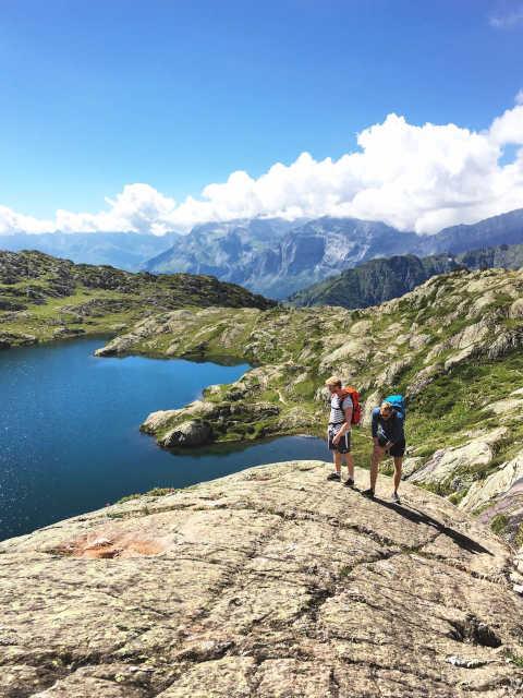Lac Du Brévent - Aiguillette Des Houches - Virage Montagne